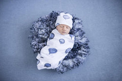 Cloud Chaser Wrap Blanket & Beanie