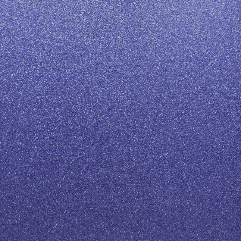 "Jewel Blue Glitter Card Stock 81 lb, 12"" x 12"" - Paperandmore.com"