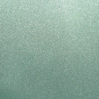 "Sky Blue Glitter Card Stock 81#, 12"" x 12"" - Paperandmore.com"