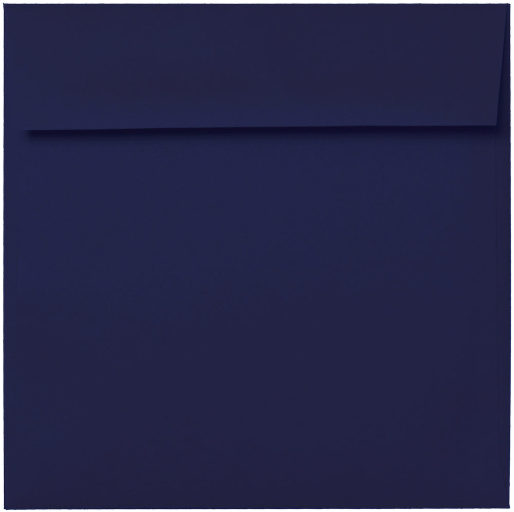 "6 1/2"" Square Blazer Blue Solid Envelopes (6 1/2"" x 6 1/2"")"