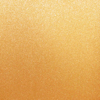 "Gold Glitter Card Stock 81 lb, 8 1/2"" x 11"" - Paperandmore.com"