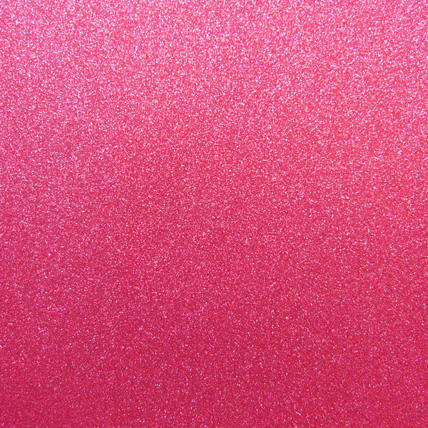 Rose Glitter Card Stock 81 lb, 8 1/2