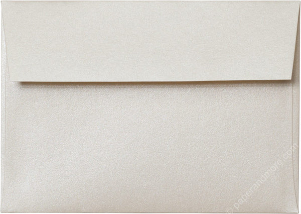 "A-1 (4 Bar) Champagne Cream Metallic Envelopes (3 5/8"" x 5 1/8"") - Paperandmore.com"