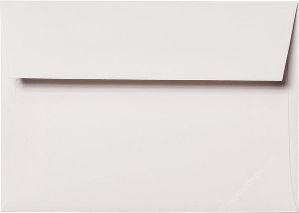 A-1 (4 Bar) Classic White Solid Envelopes (3 5/8
