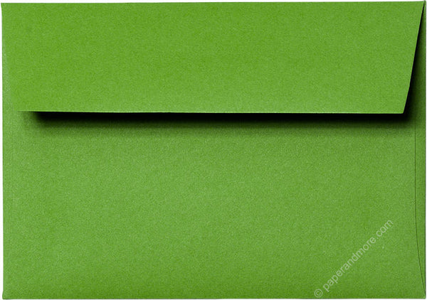 "A-1 (RSVP) Meadow Green Solid Envelopes (3 5/8"" x 5 1/8"") - Paperandmore.com"