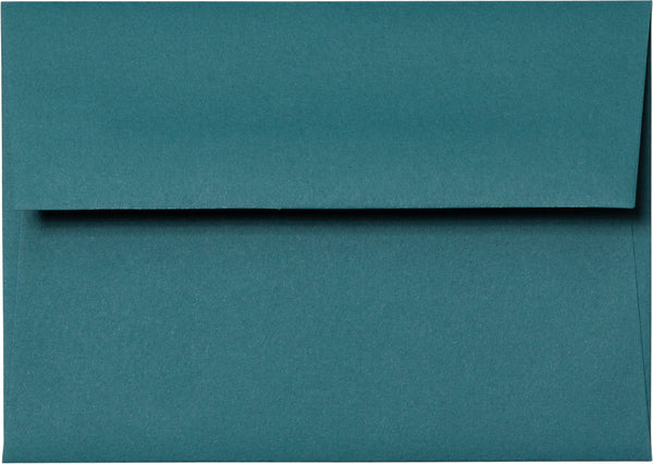 A-1 (RSVP) Teal Solid Envelopes (3 5/8