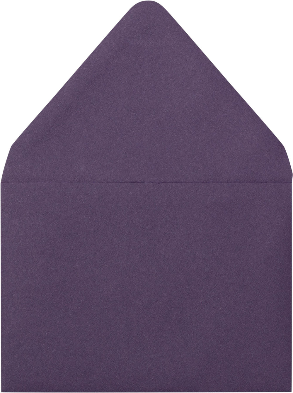 "A-2 Dark Purple Solid Euro Flap Envelopes (4 3/8"" x 5 3/4"")"