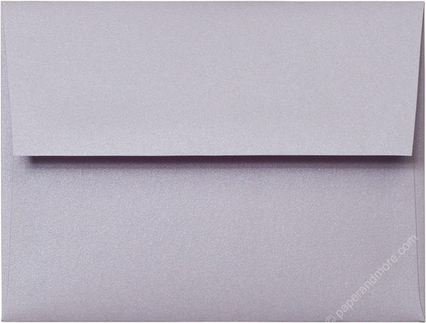 "A-2 Kunzite Metallic Envelopes (4 3/8"" x 5 3/4"") - Paperandmore.com"