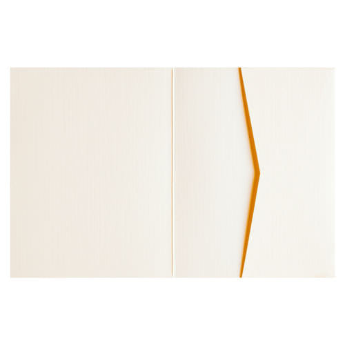 Natural Cream 80# Linen Pocket Invitation Card, A2 Sierra - Paperandmore.com