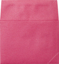 "A-6 Pink Azalea Metallic Envelopes (4 3/4"" x 6 1/2"")"