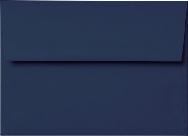 "A-7 Blazer Blue Solid Envelopes (5 1/4"" x 7 1/4"") - Paperandmore.com"