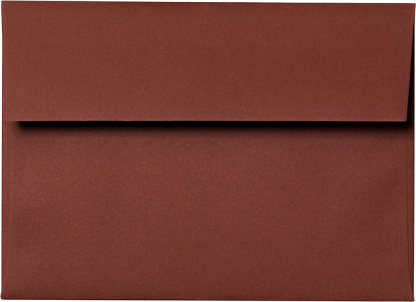 A-1 (RSVP) Burgundy Solid Envelopes (3 5/8