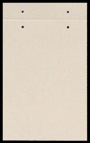 Champagne Cream Metallic Backing Card 107#, 5