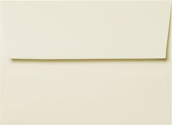 A-7 Classic Natural Cream Solid Inner Envelopes - Ungummed - (5 1/4
