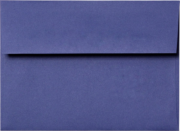 "A-2 Cobalt Blue Solid Envelopes (4 3/8"" x 5 3/4"") - Paperandmore.com"
