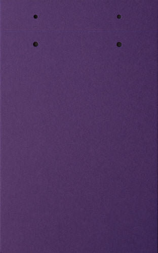 "Dark Purple 80 lb Solid Backing Card, 5"" x 7"" - Paperandmore.com"