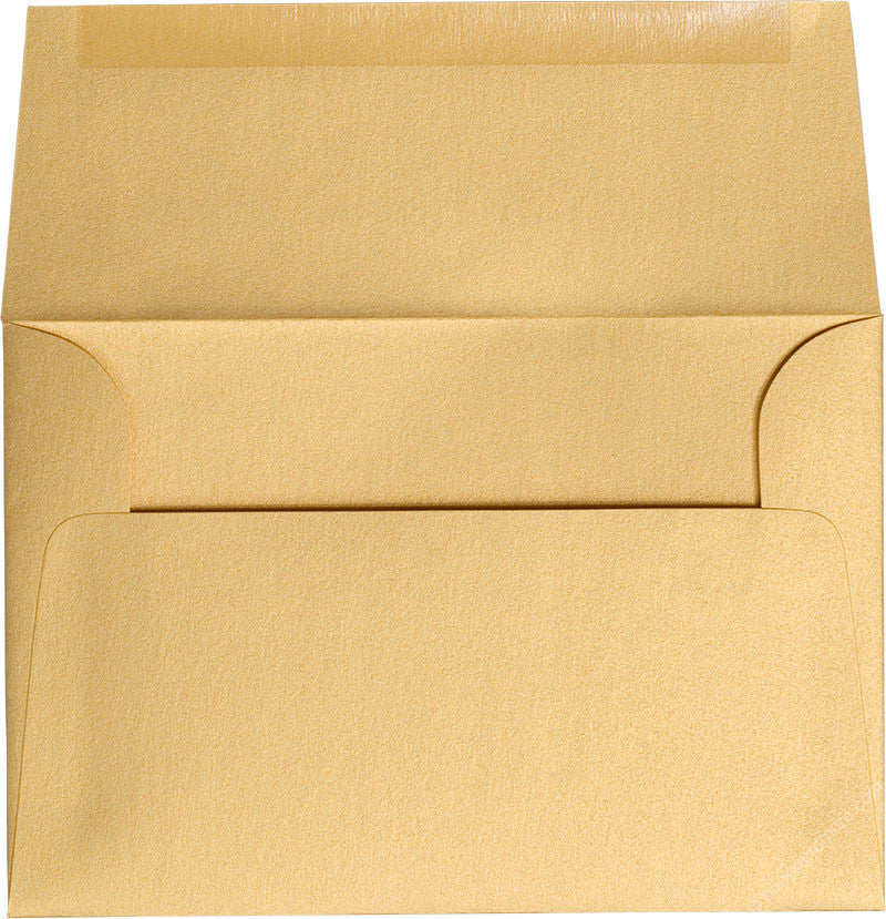 gold envelopes 5x7 a7