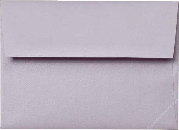 "A-7 Kunzite Metallic Envelopes (5 1/4"" x 7 1/4"") - Paperandmore.com"