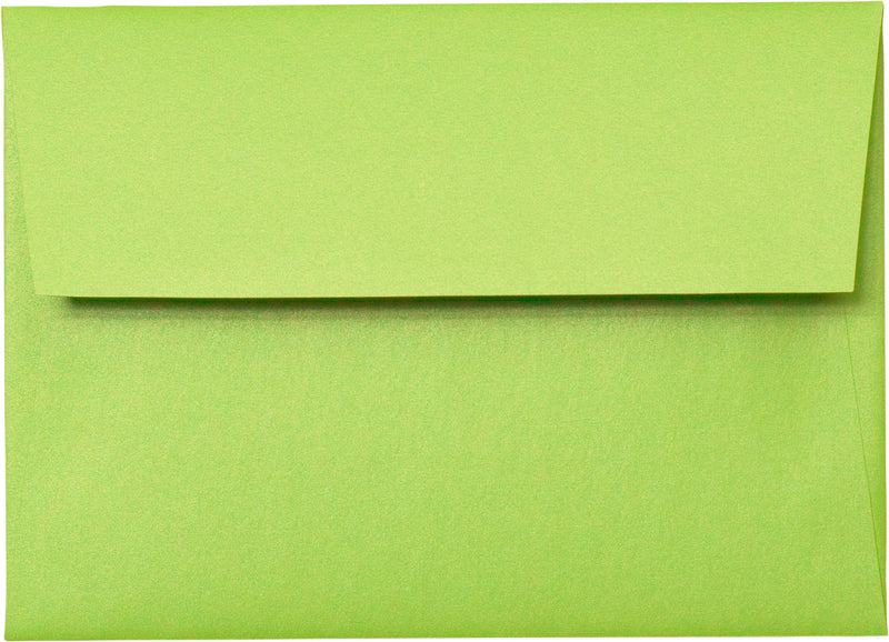 products/a7_lime_green_satin_metallic_envelope_closed.jpg