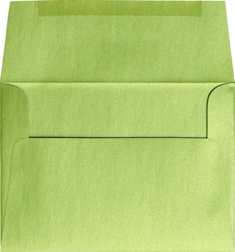 products/a7_lime_green_satin_metallic_envelope_open.jpg