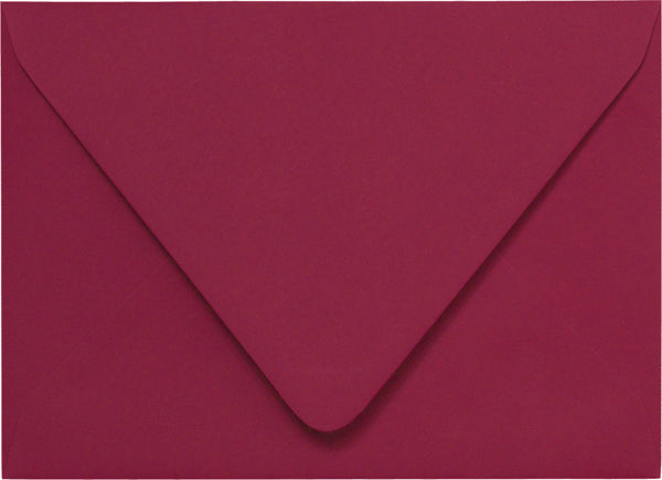 A-7 Orchid Solid Euro Flap Envelopes