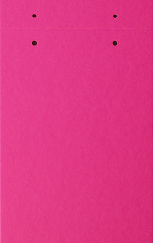 "Razzle Pink 100# Solid Backing Card, 5"" x 7"""