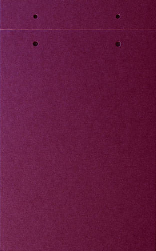 "Ruby Purple 105 lb Metallic Backing Card, 5"" x 7"" - Paperandmore.com"