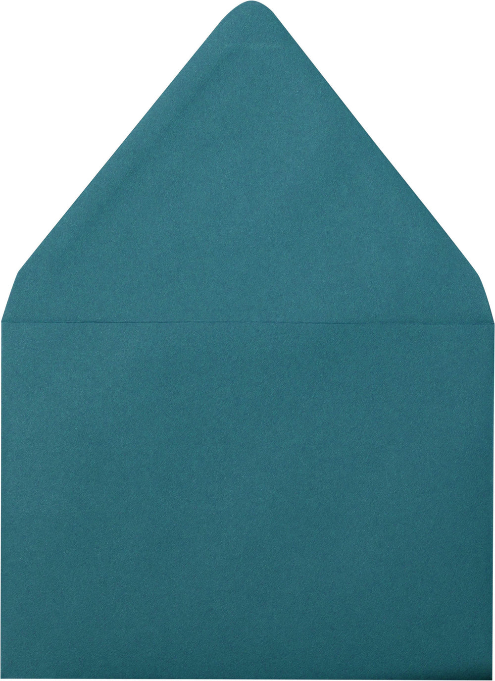 "A-1 (4 Bar) Teal Solid Euro Flap Envelopes (3 5/8"" x 5 1/8"")"