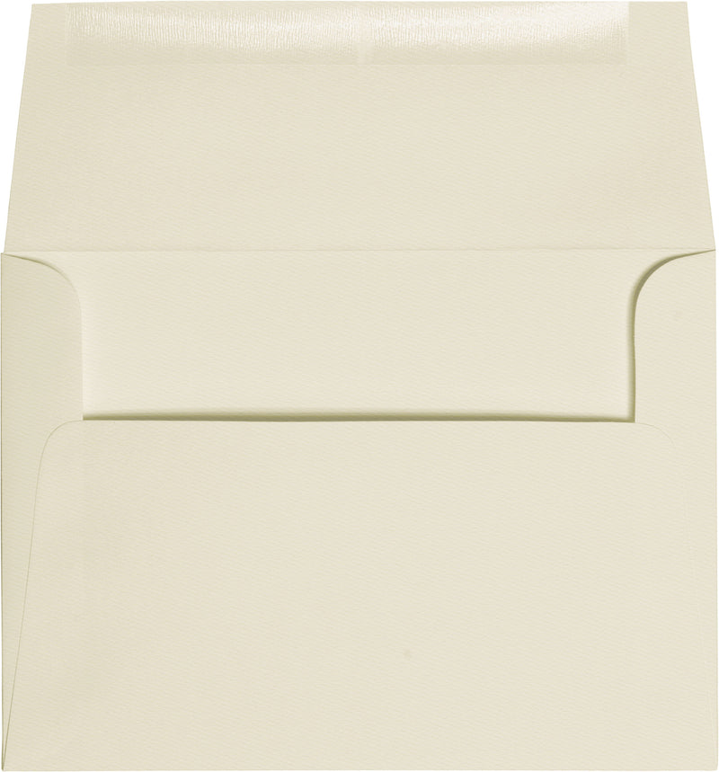 "A-2 Warm White Felt Envelopes (4 3/8"" x 5 3/4"") - Paperandmore.com"