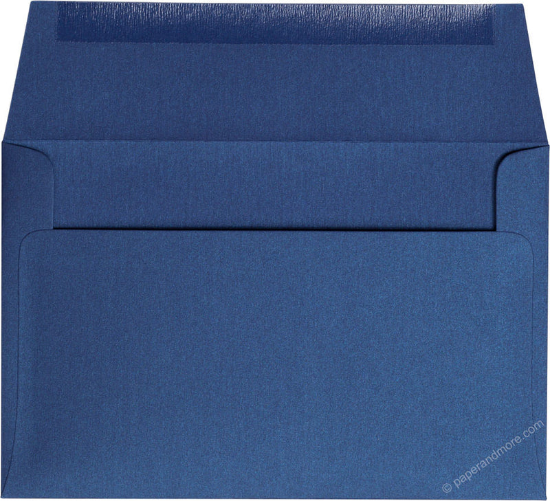 A9 blueprint blue metallic envelopes mohawk curious paperandmore a 9 blueprint blue metallic envelopes 5 34 x 8 3 malvernweather Gallery