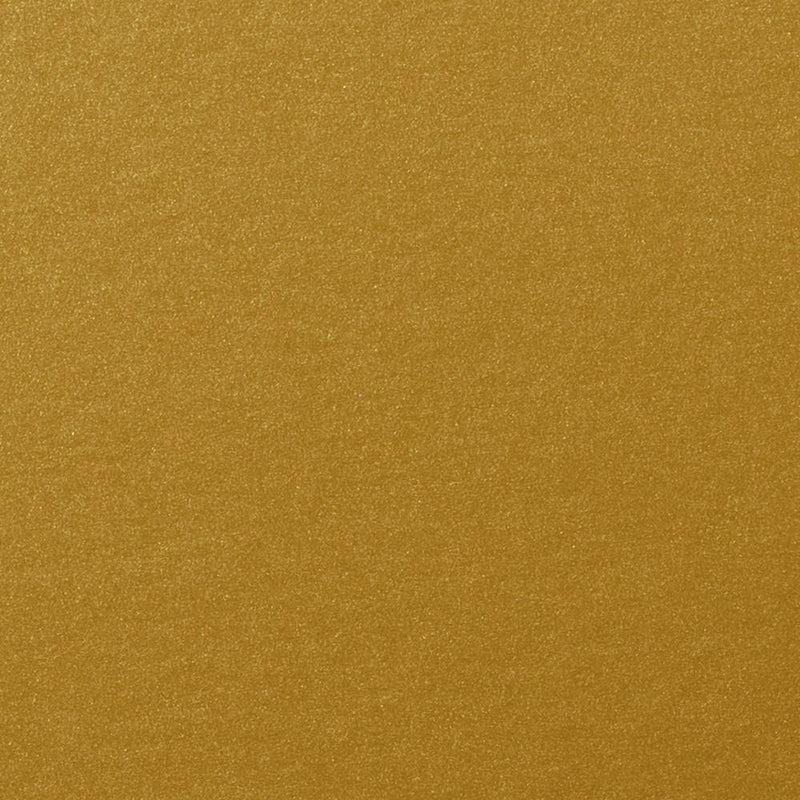 Antique Gold Metallic Cardstock 105#, A9 Flat Card - Paperandmore.com