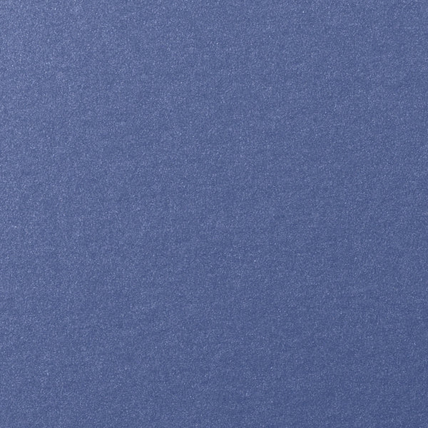 "Blueprint Blue Metallic Card Stock 111#, 4 Bar Card (3 1/2"" x 4 7/8"") - Paperandmore.com"