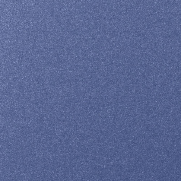 Blueprint Blue Metallic Card Stock 111 lb, 8 1/2