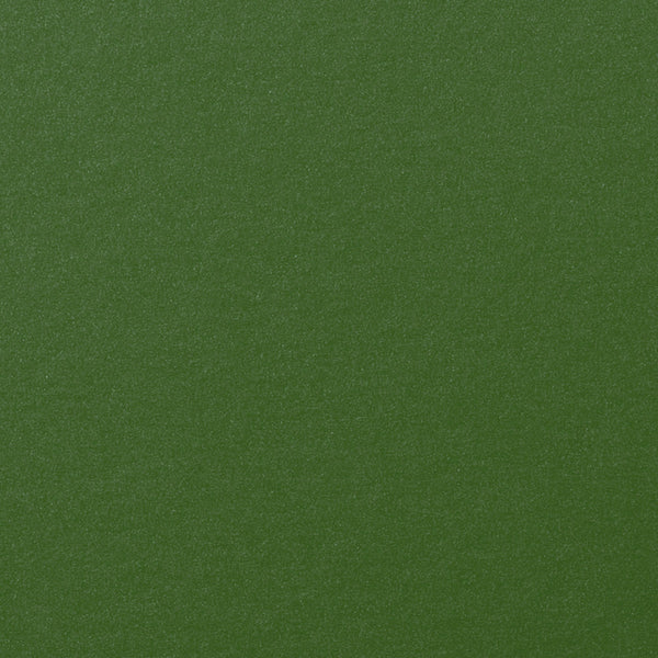 "Botanic Green Metallic Card Stock 111 lb, 8 1/2"" x 11"" - Paperandmore.com"
