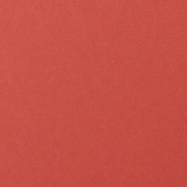 Recycled Brick Red Card Stock 80#, 8 1/2