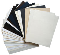 Canvas, Surface, Cotton & Laid Sampler Variety Pack - Paperandmore.com