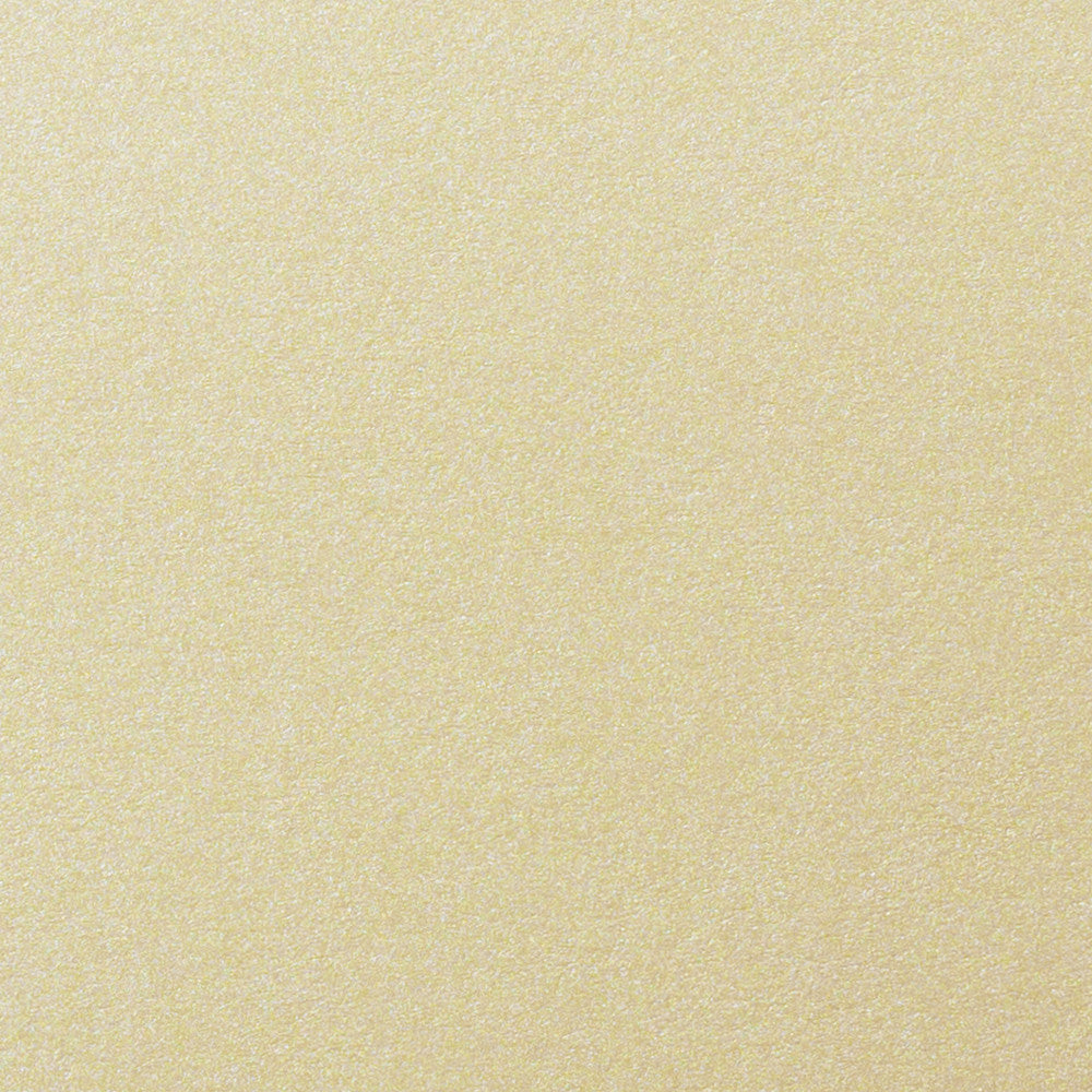 A-7 Champagne Cream Metallic - Euro Flap Envelope Liner