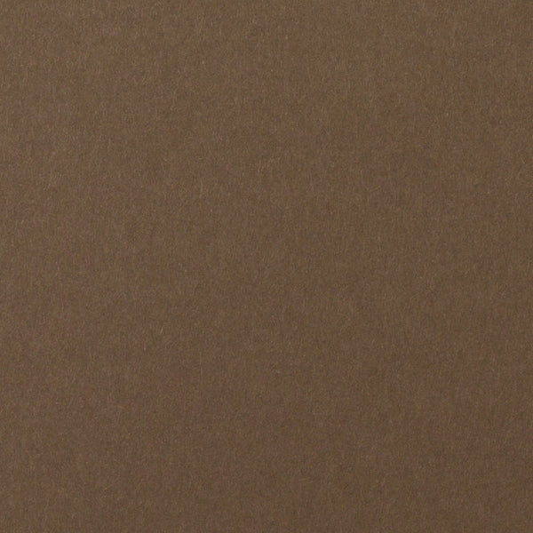 Recycled Charcoal Brown Card Stock 80#, 8 1/2