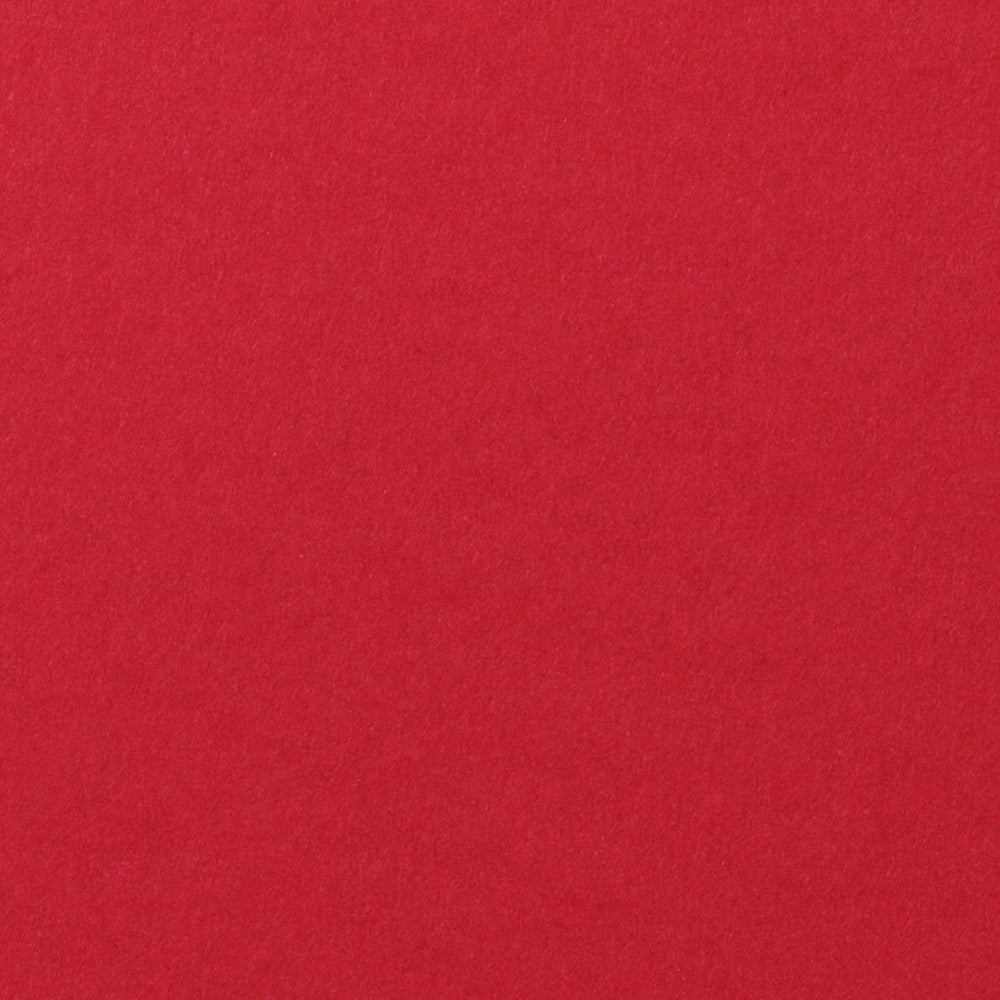 A-7 Cherry Red Solid - Euro Flap Envelope Liner