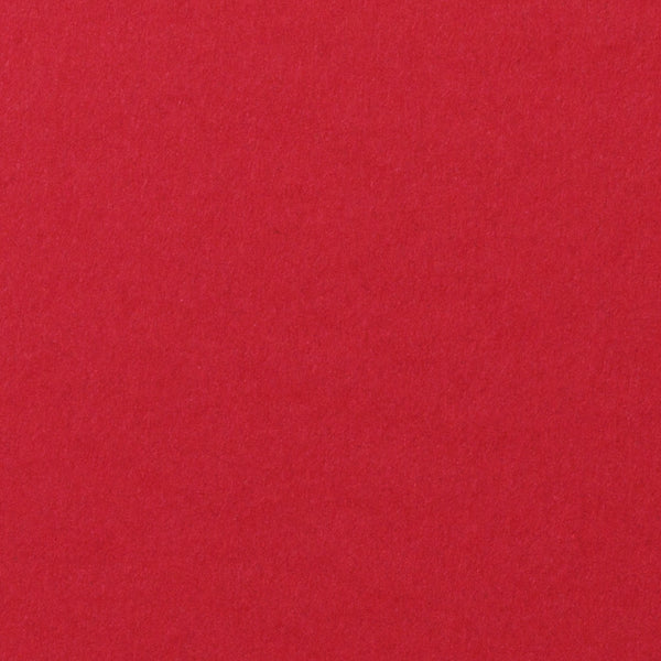 "Cherry Red Solid Card Stock 100#, 4 Bar Card (3 1/2"" x 4 7/8"") - Paperandmore.com"
