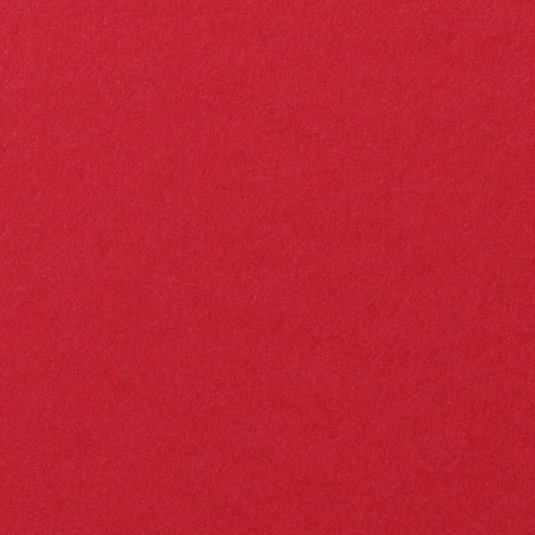 Solid Cherry Red Card Stock 100 lb, 8 1/2