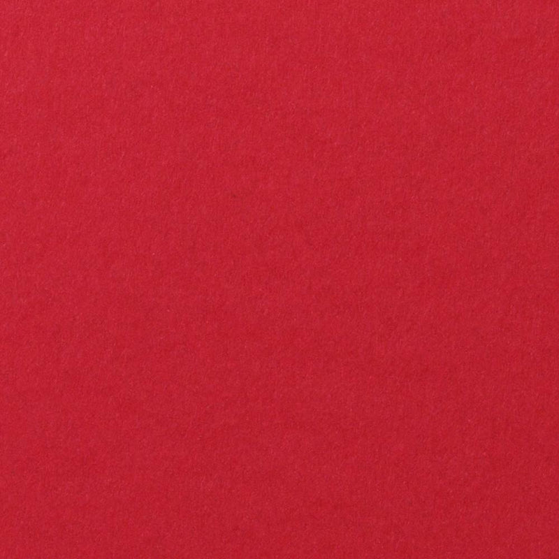 Cherry Red Solid Cardstock 100#, A9 Flat Card - Paperandmore.com