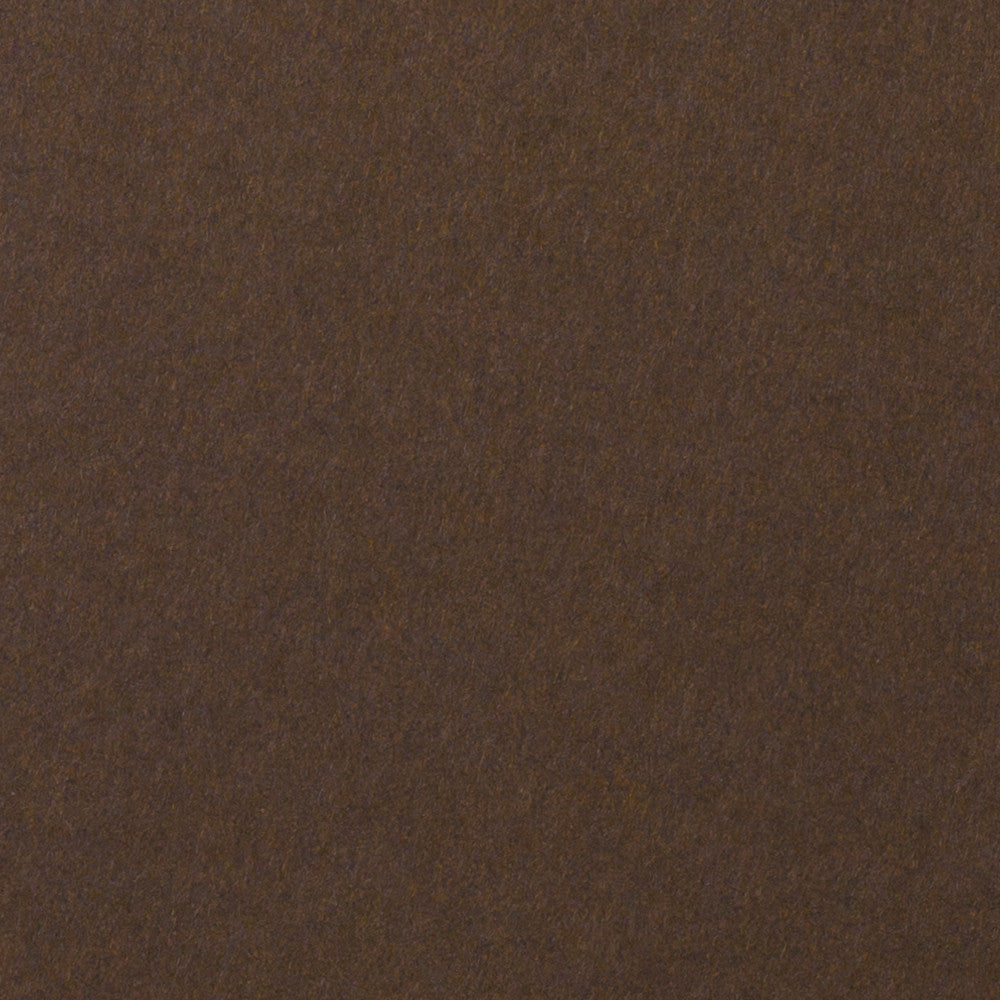 "Chocolate Brown Solid Card Stock 100#, 5"" x 7"""