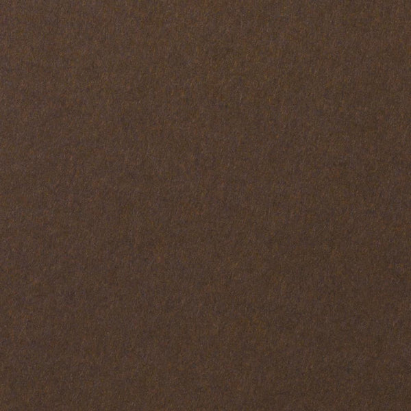 Chocolate Brown Solid Cardstock 100#, A9 Flat Card - Paperandmore.com