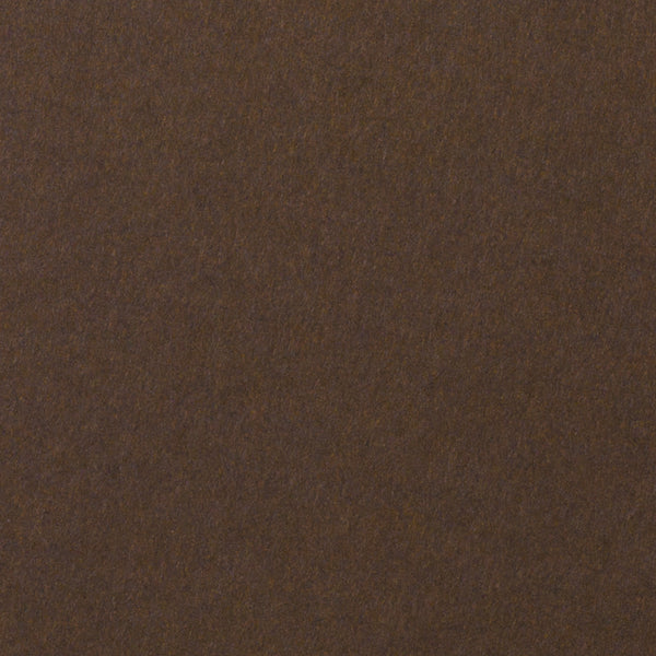 Solid Chocolate Brown Card Stock 100#, 12