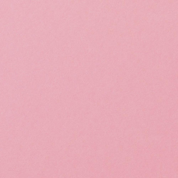Cotton Candy Pink Solid Cardstock 100#, A9 Flat Card - Paperandmore.com