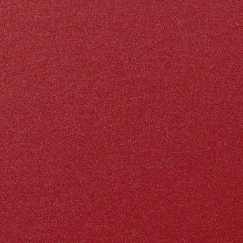 "Crimson Red Metallic Paper 81 lb Text, 8 1/2"" x 11"" - Paperandmore.com"