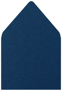 A-7 Dark Blue Metallic - Euro Flap Envelope Liner