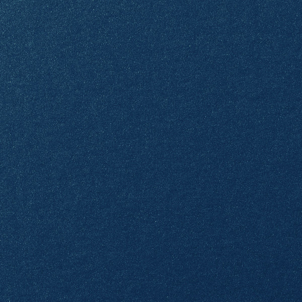 "Dark Blue Metallic Card Stock 107 lb, 8 1/2"" x 11"" - Paperandmore.com"
