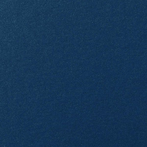 Dark Blue Metallic Card Stock 107 lb, 8 1/2